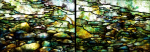 "Pebble window | 52"" x 20"""